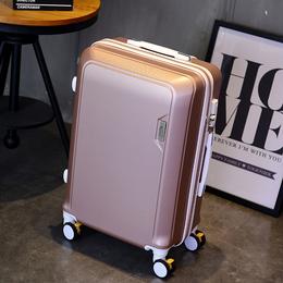 包邮韩版可爱小行李箱女20寸学生拉杆箱万向轮旅行箱24密码箱皮箱