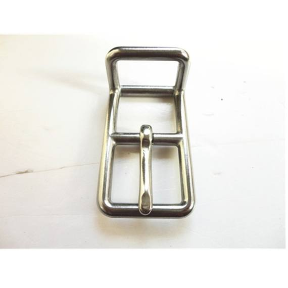 Stainless steel belt buckle carriage harness accessories P001