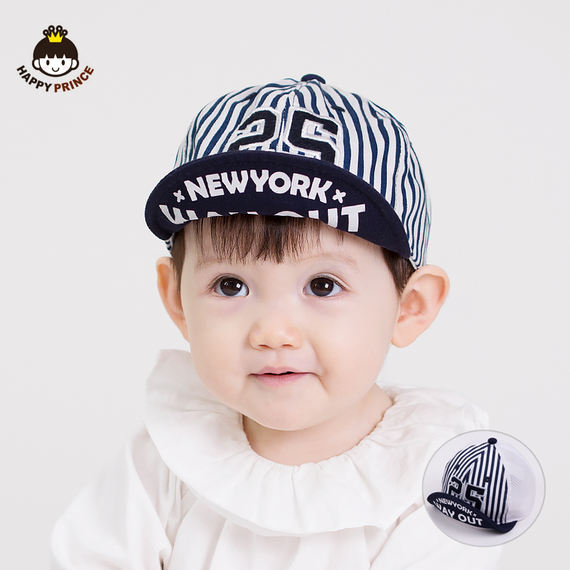 HappyPrince new summer baby child shade spring and autumn duck tongue baseball hat baby boys and girls 25