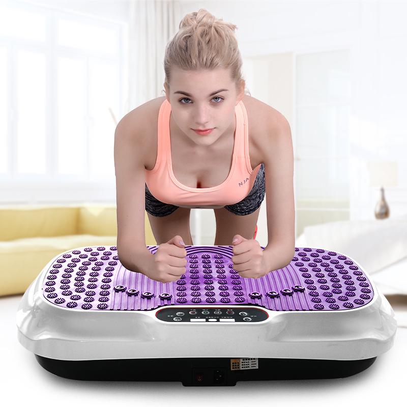 多德士甩脂机抖抖机瘦身腰带瘦腰减瘦肚子健身器材懒人瘦腿机
