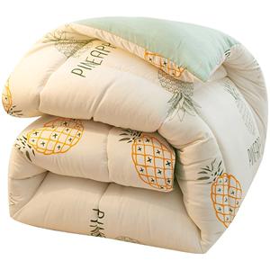 南极人被子冬被芯加厚保暖学生宿舍单人双人空调春秋四季通用棉被