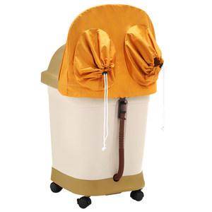 多乐足浴盆全自动按摩蒸汽熏蒸家用泡脚深桶电动加热洗脚盆足浴器