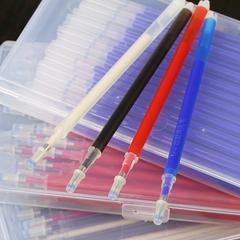 高温消失笔芯服装制版皮革高温消字笔褪色笔芯加热自动消色笔