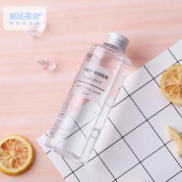 腻娃美妆 日本无印良品化妆水清爽保湿爽肤水敏感肌用200ml