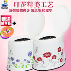 Squatting toilet for the elderly Seniors commode household toilet stool toilet seats pregnant women mobile toilets