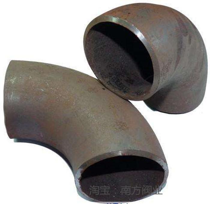 焊接冲压弯头 无缝冲压弯头90度/90度/碳钢焊接弯头 铁无缝冲压弯