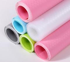 橱柜厨柜硅胶鞋柜垫保护防水防潮垫纸隔热橱柜垫纸柜橱橡胶防滑垫