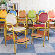 Baby Dining Chair Hotel Special BB Chair Baby Hotel Dining Chair Child High-footed Chair