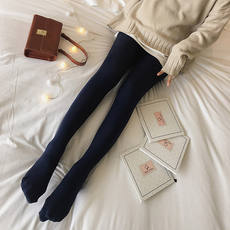 Pregnant women bottoming stockings spring and autumn thin section fashion leisure stomach lift body socks pregnant wear outside maternity clothes autumn