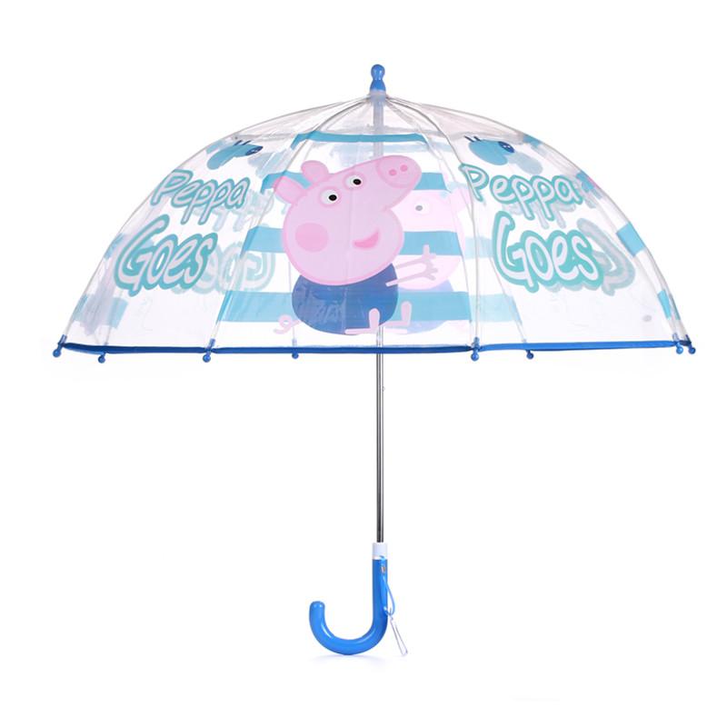 论实力卖萌,我站儿童雨伞