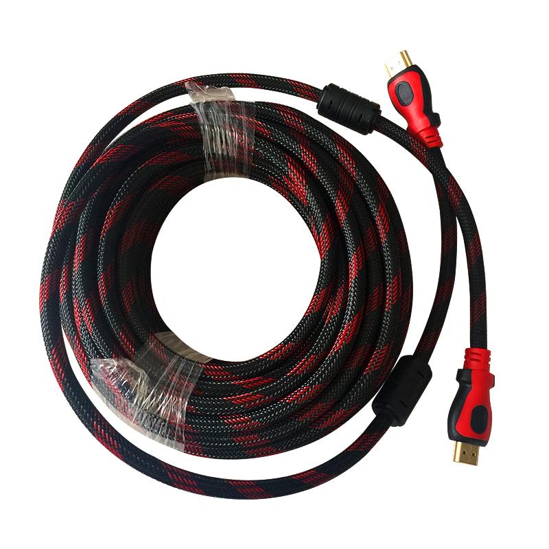 15米HDMI高清线4k 电脑/投影仪视频线 hdim电视机顶盒连接线