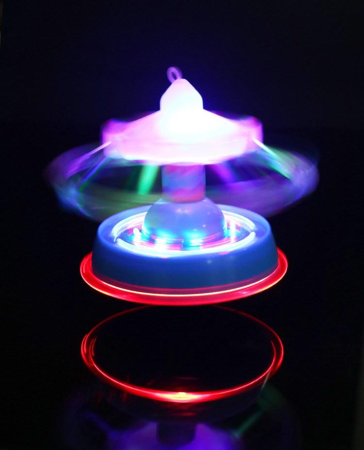 儿童电动手提灯笼 卡通发光旋转木马玩具 中秋节小孩礼物夜市货源