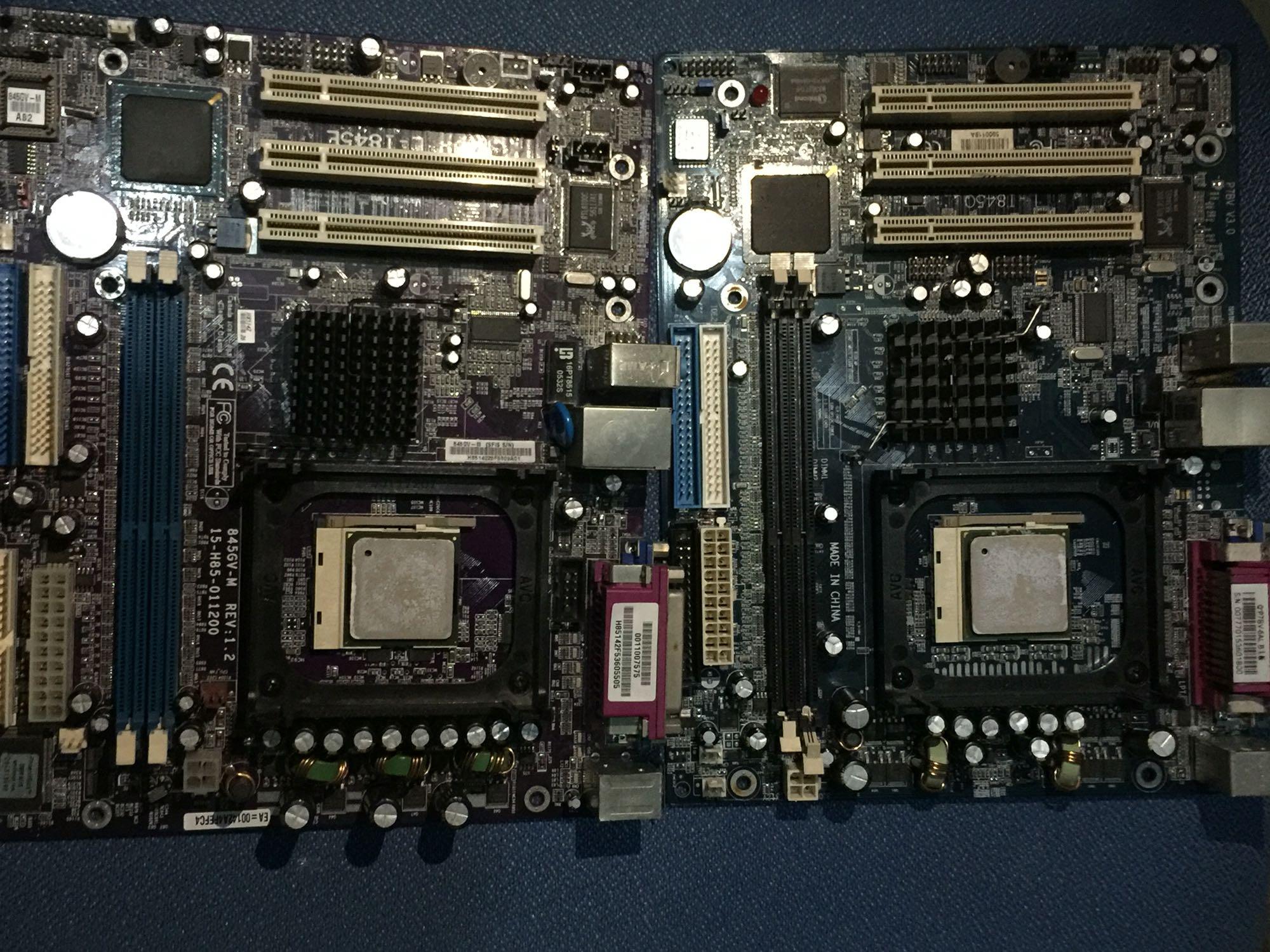845主板 HL HF线切割主板 865主板 915主板 8601主板 810主板 478