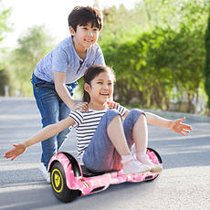 Germany Palor Polyborn two-wheeled electric body twisted car travel children adult two-wheeled smart balance car