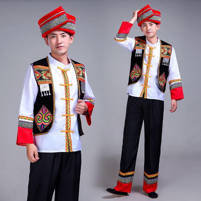 服装_壮族服 民族服装