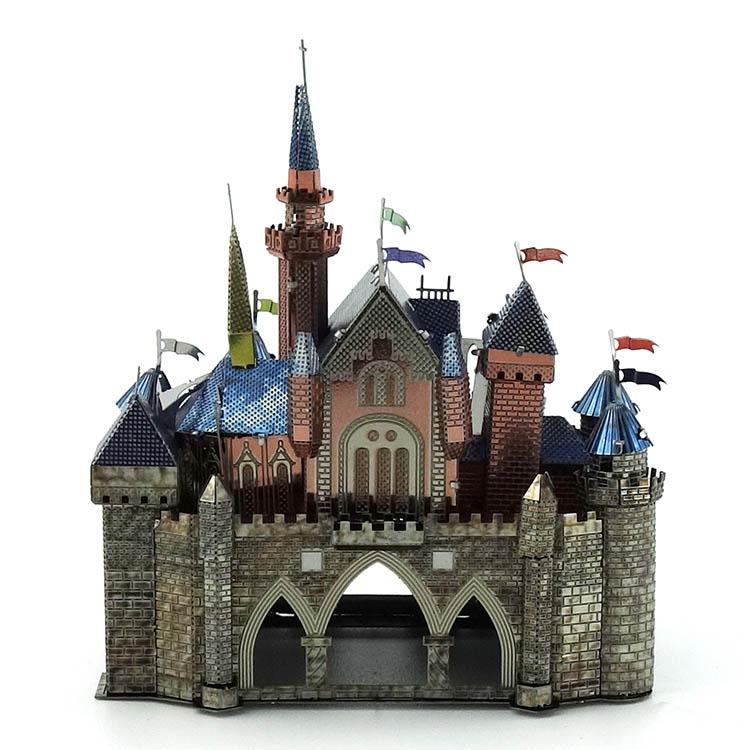 如何手工制作城堡