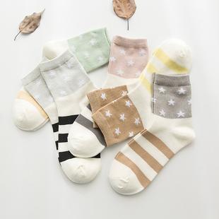 袜子女士中筒袜秋冬袜运动休闲袜防臭防滑四季运动篮球袜加厚棉袜