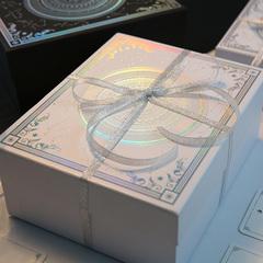 创意中国风喜糖盒子个性马口纸盒子结婚礼品圆形印花婚庆喜糖盒子