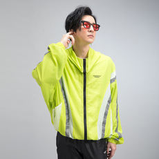 Dangerous people Xue Zhiqian DSP ribbon large pocket collar collar sun protection clothing Jackets