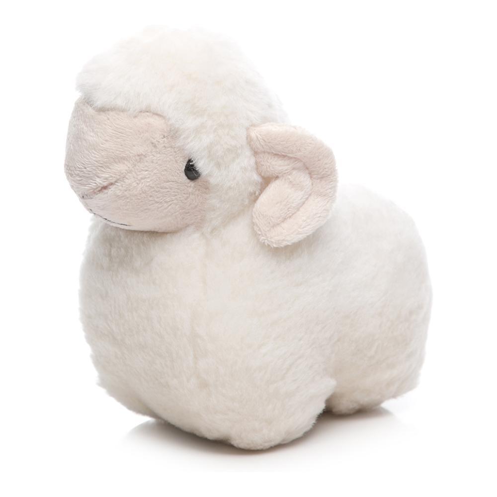 NICHIRO MOUTON 白色纺织羊毛小羊