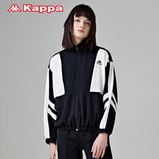 Kappa Kappa Women's Chiffon Windbreaker Woven Jacket Cardigan Long Sleeve 2019 New K0922FJ20D