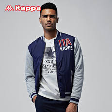Kappa Kappa Men's Sportswear Cotton Top Casual Jacket Cotton Jacket Coat Thin Cottonwear |K0552MJ12