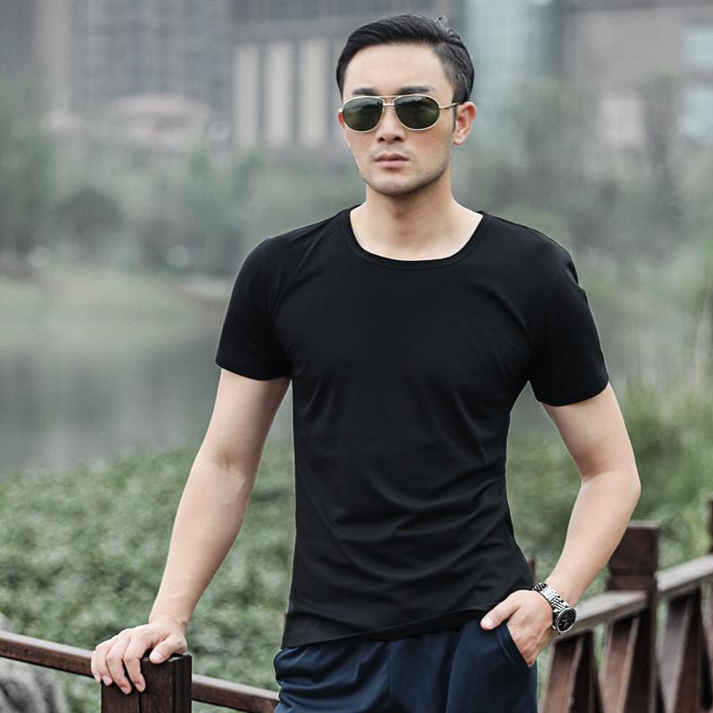 刺绣中国特种兵t恤男圆领体能训练服夏军装短袖战术速干军迷T恤女