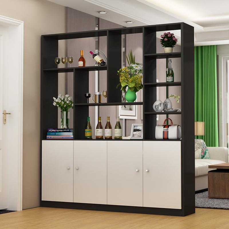 多用,几个收纳柜和展示柜于一体,大储物空间设计,告别了玄关和客厅乱