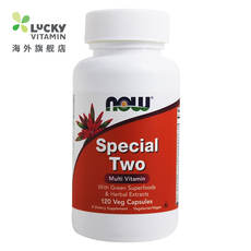 Now foods - Special Two Multi-Vitamins - 120 Capsules