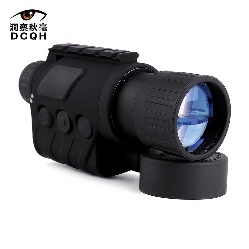 洞察秋毫 红外夜视仪望远镜高倍高清