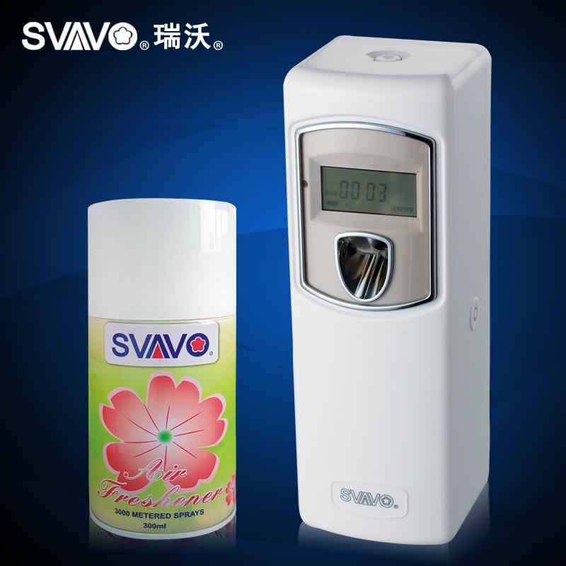 瑞沃自动定时加香机优惠套装家用空气清新剂喷雾器卫生间喷香机器