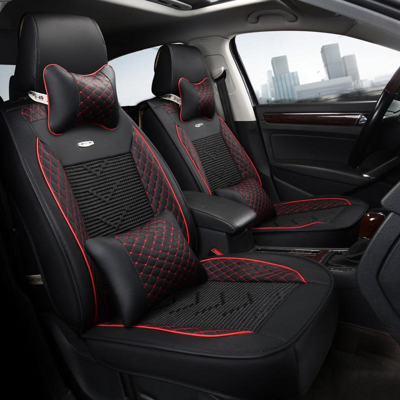 2018款长安CX70欧尚A600/X70A汽车座套七座欧尚A800坐垫四季通用
