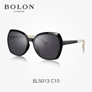 暴龙近视太阳镜女 定制可配有度数近视镜片墨镜TCBL5013D6