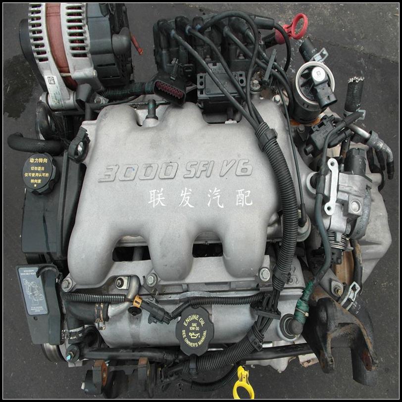 别克陆尊3.0皮带安装法_别克 君越君威 陆尊 lzc gl8 2.5 3.0 3.1 3.4 2.0 发动机 总成