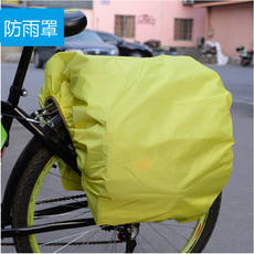 Bicycle girder bag front cover rain cover camel bag rain cover Sichuan-Tibet line riding bag waterproof cover bag cover