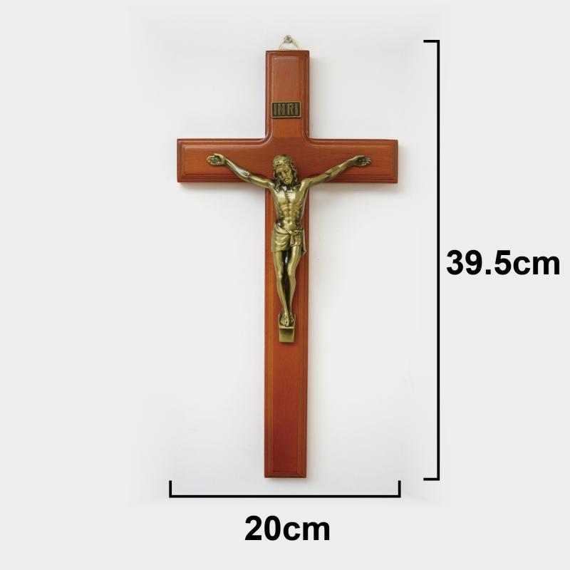 雅歌礼品|实木十字架苦像 基督教 精品 耶稣受难 天主教 礼盒包装