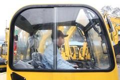 玉柴YC35-8 55 50 85 60-8挖掘机前档 后挡左右门窗上下挡风玻璃