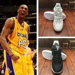 科比12代 AD元年首发篮球鞋 NXT狼灰刺客白金断勾湖人战靴