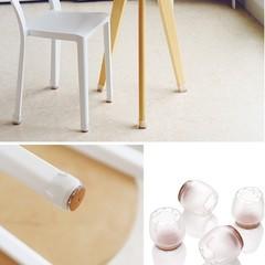 日本SP桌椅脚套 桌脚垫 防滑耐磨桌椅脚套多种型号塑料坐凳脚套子