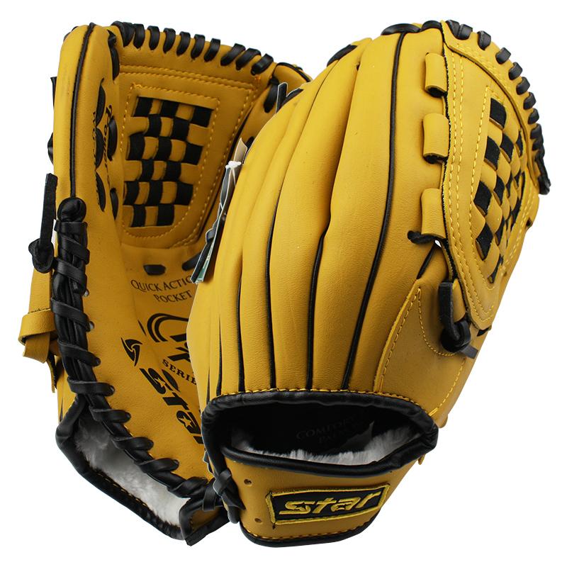 star世达棒球手套 投手垒球手套 青少年成人用 左手11.5 12.5英寸