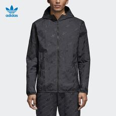 Adidas official adidas clover men coat CE1550 CE1549