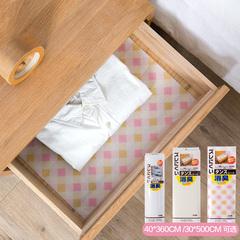日本进口厨房防油橱柜垫抽屉纸防潮垫家用鞋柜衣柜防水垫抽屉垫纸
