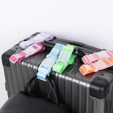 Luggage hang buckle external backpack trolley bag lanyard hook strapping strap straps travel travel artifact