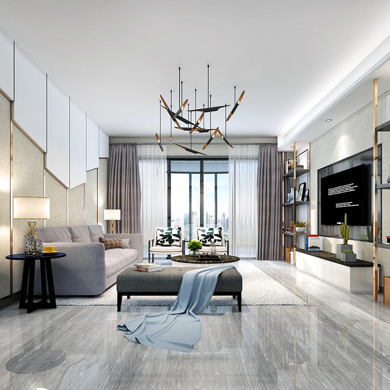 精英设计师装修半包家装室内房屋设计施工图装修公司效果图设计