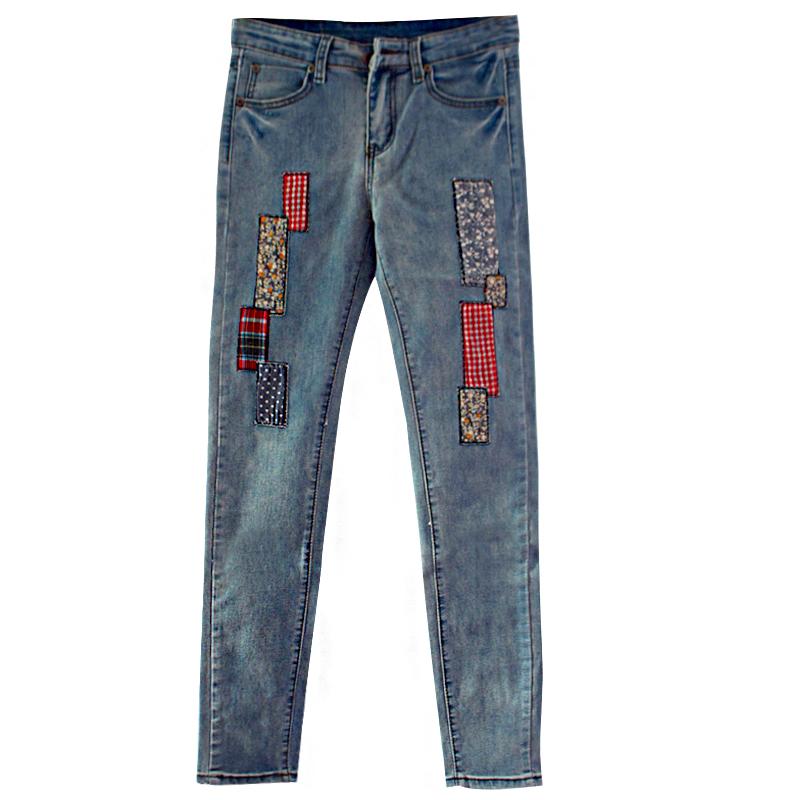 民族风仔裤