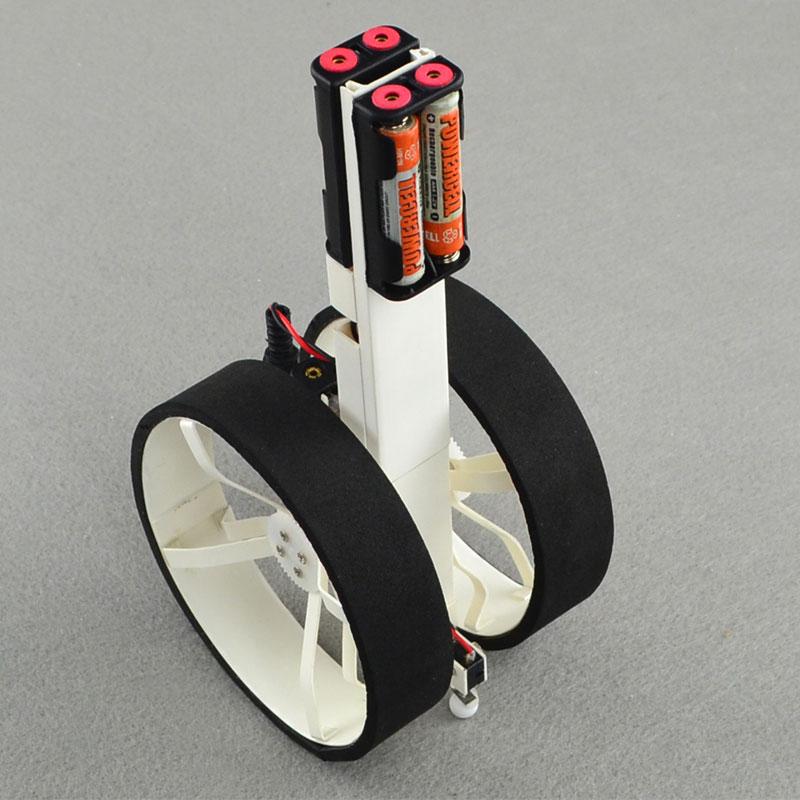 机器人diy套件手工科学实验玩具车材料科技小制作小发明平衡车