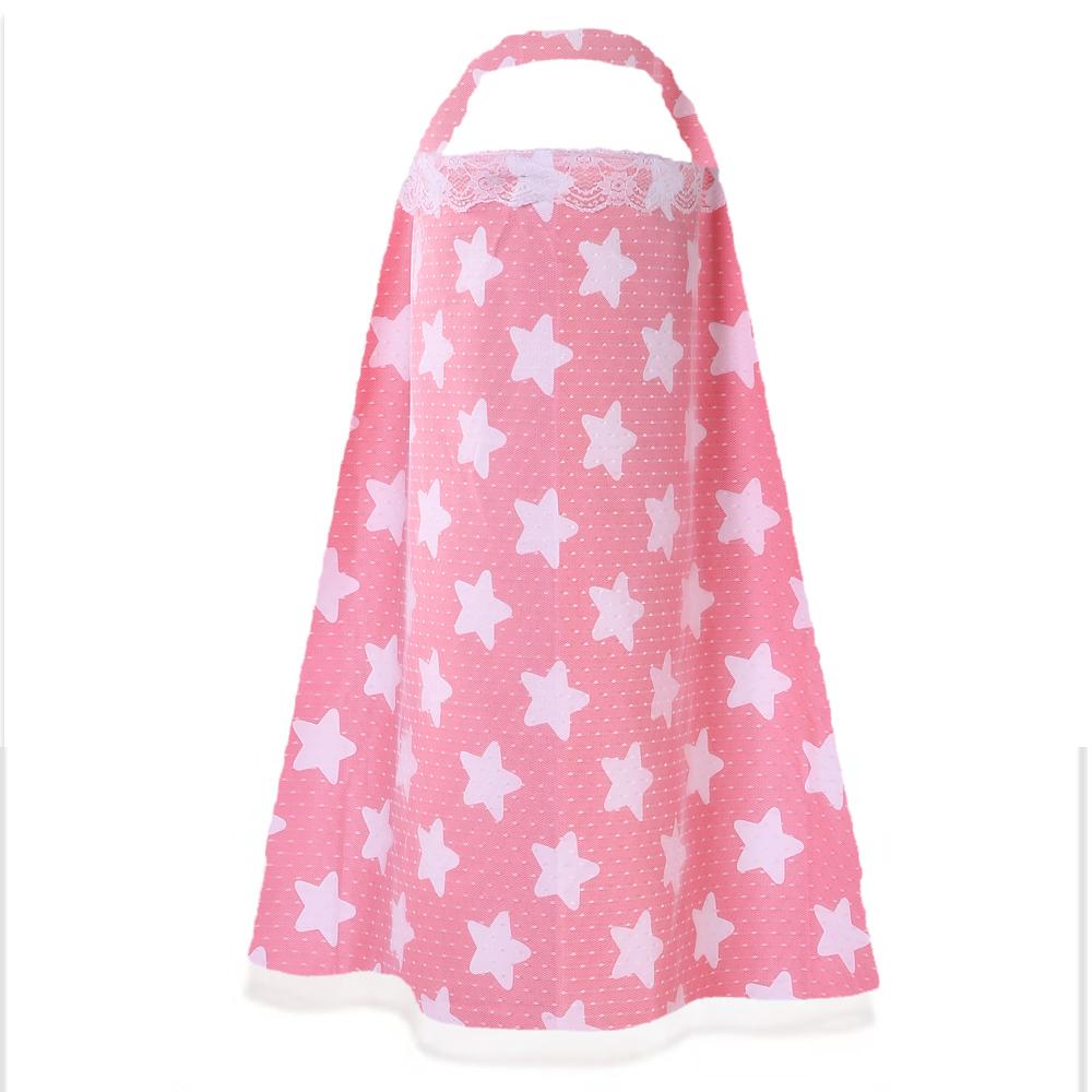 新品防护网纱哺乳巾遮光喂奶巾棉布外出推车防虫四季遮挡吊带