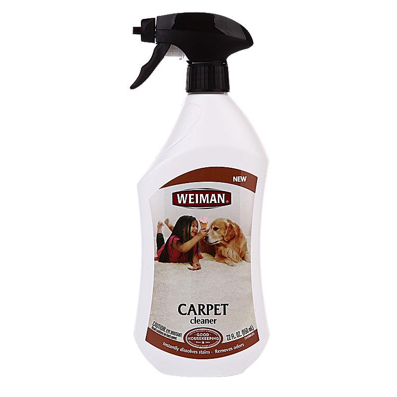 美国布艺地毯清洁干洗剂猫狗宠物尿渍清洗剂强力去污杀菌除味除臭