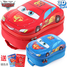 Disney Kindergarten Schoolbag Boy Car McQueen Boy 3-6 Preschool Class Taipan Children Baby Backpack 5