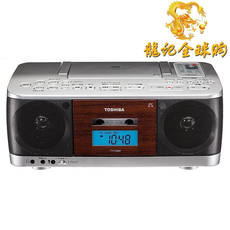 Toshiba/Toshiba TY-CDK9 CD player tape radio machine with remote control Japan Shopping